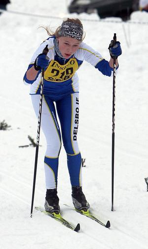 Josefin Jonsson, Delsbo.