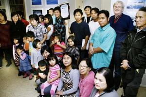 Tio familjer från Burma delar på årets miljöpris.