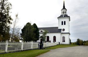 Haverö kyrka.