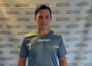 Filip Lander är ett av Sundsvall Hockeys nyförvärv.