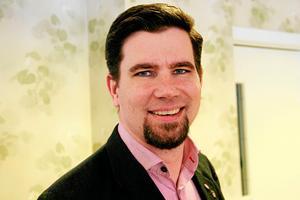 Markus Evensson (S), oppositionsråd.