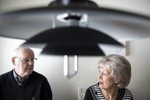 Att få roa äldre är den bästa medicinen man både kan ge och få, menar Ulla-Britt.