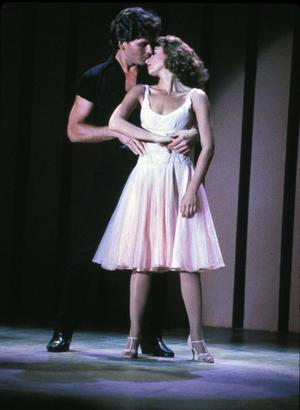 Patrick Swayze och Jennifer Grey dansade rätt in i mångas hjärtan i filmen
