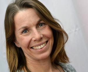 Magdalena Forsberg leder