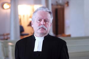 Jan Andersson, komminister emeritus.