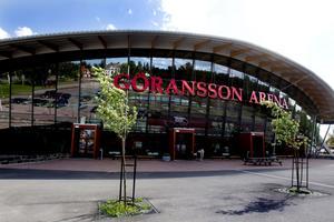 Fredrik Granting vill investera 57 miljoner kronor i Göransson Arena för att göra den till en multiarena.