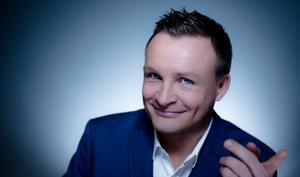 Även komikern Jan Bylund ska delta i invigningen.