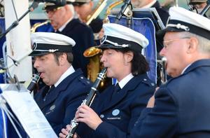 Guldsmedshyttans musikkår är inbjudna att framträda vid en orkesterfestival i Wittstock i Tyskland. Kårchef Marja Walterson ser med spänning fram emot uppdraget.