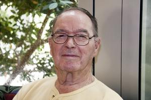 Ove Norling, 87 år, Oxbackens servicehus:–Jag skulle vilja kunna köpa mig ett glas vin om jag önskade. Jag har inte bott här så länge än att jag saknat den möjligheten än.