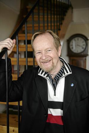 Anders Ahlbom Rosendahl en av landets främsta skådespelare, men trots det något av en doldis.