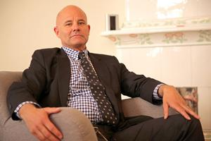 Advokat Mats Bergh.