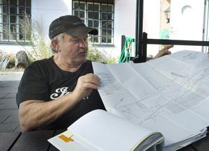 Gunnar Smedh är ägare till Piren.