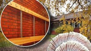 Den första artkeln om svindeln mot Carl Larsson-gården publicerades på måndagen och rapporteringen om detta fortsatte under hela veckan.