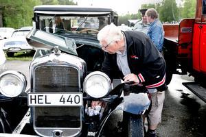 En Pontiac från 1928.
