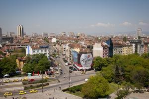 Sofia i Bulgarien kan man semestra i för en billig peng.