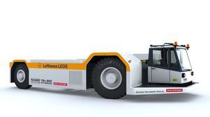 Elhybriden, en TBL 800, kommer att byggas av Kalmar Motor.