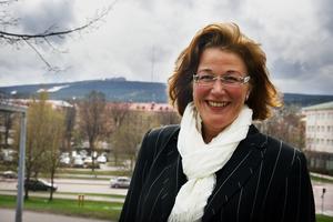 Maria Åslin marknadschef på Näringslivsbolaget.