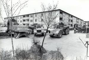 Bjurhovda 15 maj 1979.