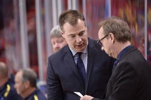 Rikard Grönborg ersätter Pär Mårts som förbundskapten.