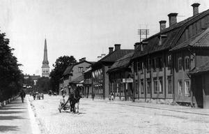 Hamngatan i Västerås.