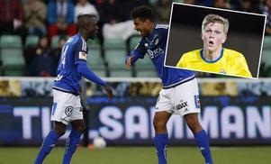 Joakim Nilsson var tillbaka på Norrporten Arena under onsdagen.