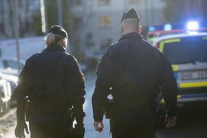 Arbetsbelastningen ökar när poliserna blir färre.