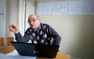 28 miljoner kronor är den totala budgeten för ombyggnationen av stationsområdet. Det säger Lennart Stålberg som är projektkoordinator.FOTO: MIKAEL ERIKSSON