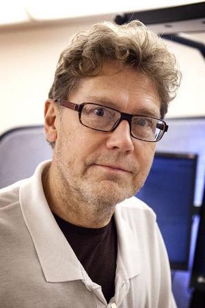Håkan Laaksonen, ledningsansvarige för mammografiscreeningen i Jämtland var med och startade mammografin i Östersund 996.