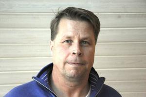 Ulf Nilsson har nyligen avverkat sin skog. Nu dröjer det ett par år innan det är dags för nästa avverkning.