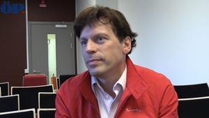 Stefan Karlsson, hotellkung, nu också driftare av Storsjöteatern.