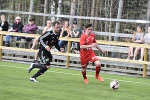 Alexei Josan är en av Anundsjös offensiva spelare som inte fått igång målskyttet. Nye tränaren Ronny Dahlberg vill se ett bättre anfallsspel framöver.
