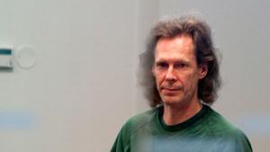 Ulf Borgström. Bilden är tagen i samband med en tidigare rättegång.