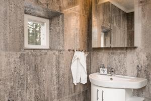 Helkaklat badrum. Foto: Mikael Frisk