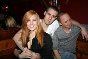 Konrad. Jenny, Christopher och Isac