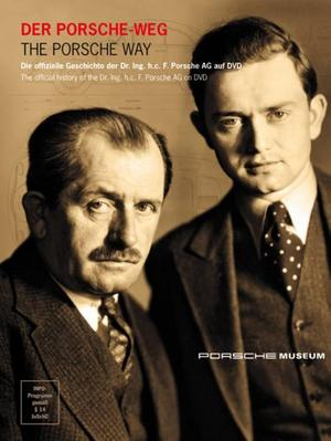 Historien om Ferdinand och Ferry Porsche finns nu på film. Foto: Porsche