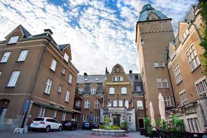 Stadshotellet i centrala Västerås.