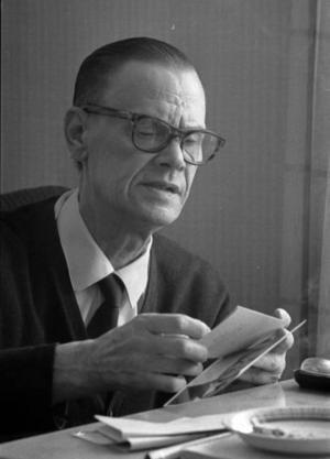 SCHLAGERKOMPOSITÖR. Sören Aspelin skrev massor av melodier åt svenska sångstjärnor innan han 1959 slog sig ner i Gävle. Några år senare planerade han en stor comeback.