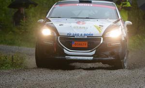 Elias Lundberg kör för SM-guld.