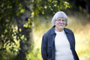 Annika Rullgård. Foto: Mikael Hellsten