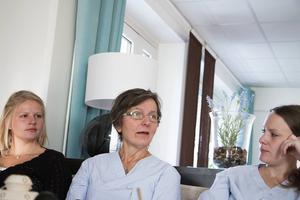 Anna Karin Svensson är läkare på Sandviken Norra och den som tagit initiativ till utbildningscentralen.