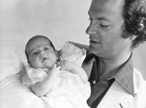 Prins Carl Philip som barn.