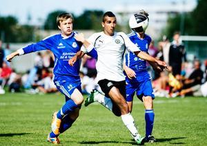 15-årige Lukman Murad får chansen i ÖSK:s A-lag.