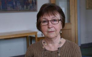 – Det är inte fråga om uteslutning, säger Anna-Maja Roos efter styrelsemötet.