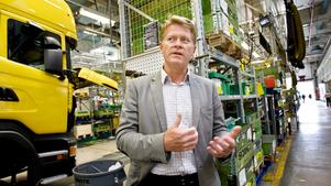 Foto: Paola N Andersson. Anders Nielsen, tidigare produktionschef på Scania och tidigare vd för MAN:s tunga fordon, föreslås bli nya ordförande i SBBK.