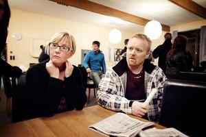 Jeanette Strandberg och Per Östrand bemöter kritiken mot skolan, de anser den vara obefogad.