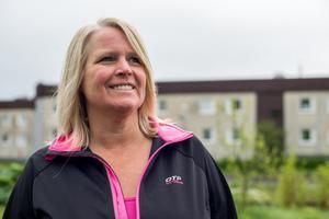 Marlene Nordin ska nu se till att Bågevägen blir Sveriges bästa gata.