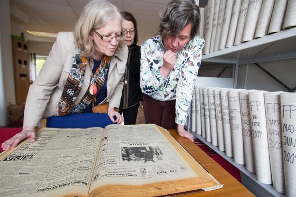 Ingrid Eriksson minns hon började arbeta lagom till Våryran 1967 och skrev sin första artikel som signaturen