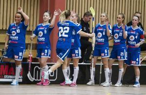 Hudik Björkberg har vunnit tio raka matcher och har säkrat seriesegern.