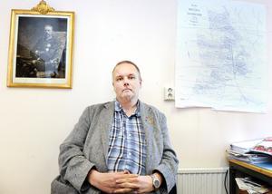 Lars B Andersson, ordförande för Vänsterpartiet i Bollnäs, minns hur C H Hermansson förändrade den partipolitiska vänsterrörelsen framför allt under 70-talet.