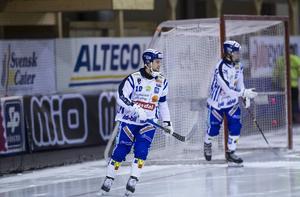 David Karlsson hoppas vara tillbaka på isen i tid till Svenska cupen.